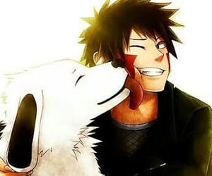anime, naruto, and akamaru image