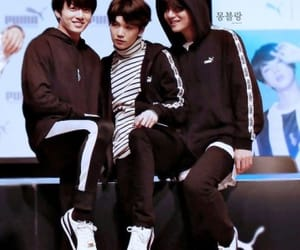 bts, jungkook, and suga image
