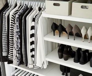 closet, fashion, and home image