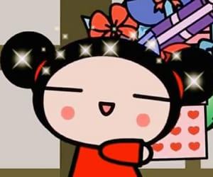 cartoon, happy, and kawaii image