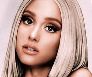 ariana grande, aesthetic grunge edit, and makeup fashion style lips image