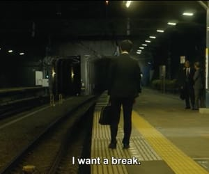 japanese, quote, and subtitles image