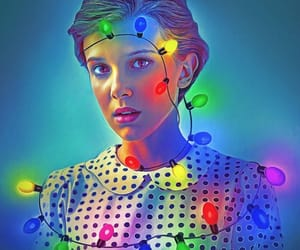 eleven, colors, and light image