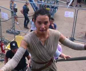 the force awakens, episode vii, and rey image