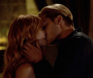 clace, shadowhunters, and clary fray image