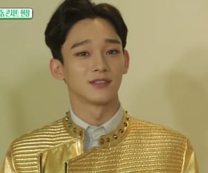 Chen, exo, and golden image