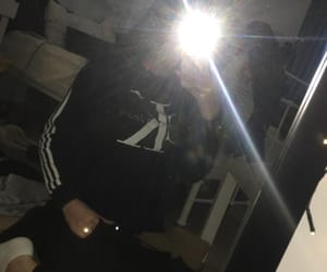 adidas, bad, and black image