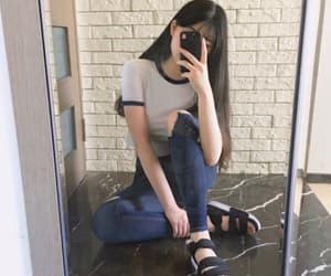 fashion, korean fashion, and kstyle image