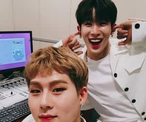 wonho and jooheon image