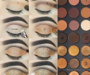 Easy, eyeshadows, and girls image