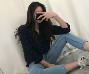 aesthetic, kfashion, and ulzzang image