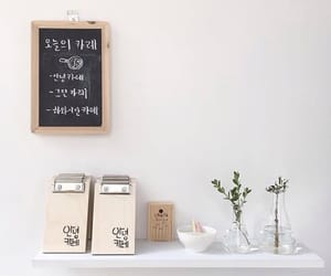 white, aesthetic, and interior image