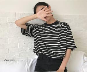 girl, clothes, and kfashion image