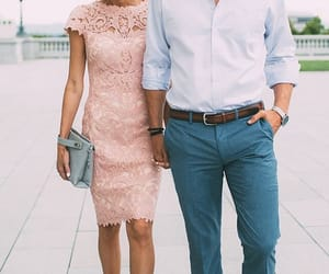 dress, wedding, and summer image