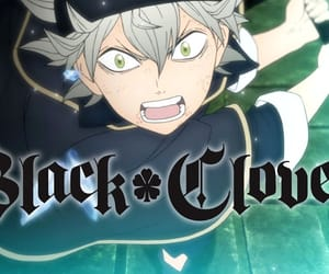 anime and black clover image