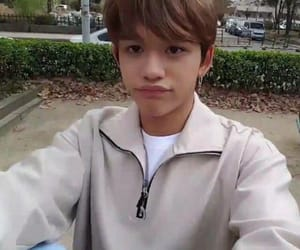 lucas, nct, and aesthetic image