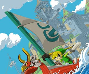 nintendo and wind waker image