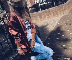 adorable, fashionable clothes, and accessories girly image