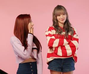 kpop, eunseo, and cosmic girls image