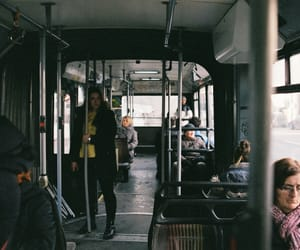 bus, indie, and photography image