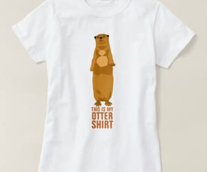 animals, otters, and puns image