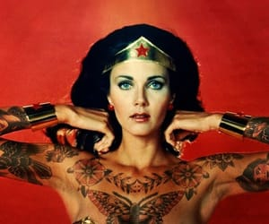 girl, style, and superwoman image