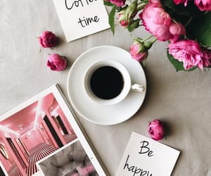coffee, peace, and relax image