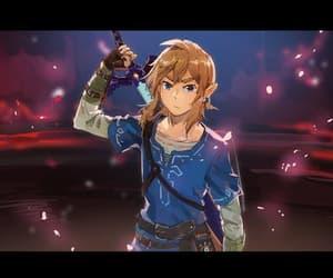 link, the legend of zelda, and espada maestra image