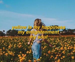 field, happiness, and Lyrics image