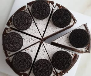 cake, chocolate, and Cookies image
