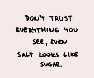 quotes, salt, and sugar image