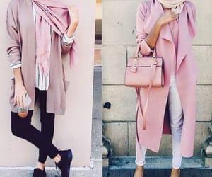 dress, spring, and hijabi blogger image