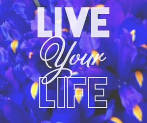 be yourself, write, and life image