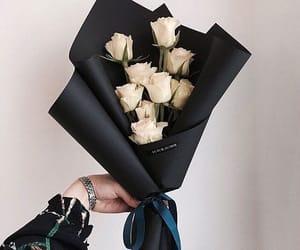 alternative, black, and flores image