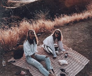 adventure, best friends, and summer image