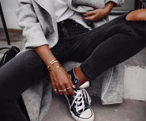 fashion and converse image