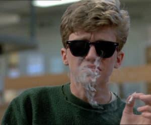 smoke, The Breakfast Club, and boy image