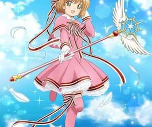 anime, anime girl, and clamp image