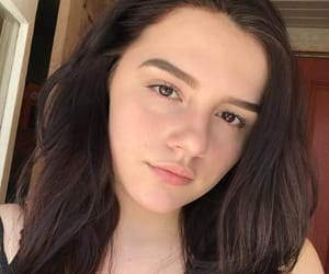 alternative, beautiful, and brunette image