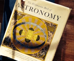 book, aesthetic, and astronomy image