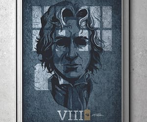 doctor who, paul mcgann, and 8th doctor image