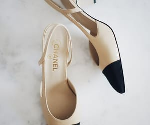 chanel and heels image