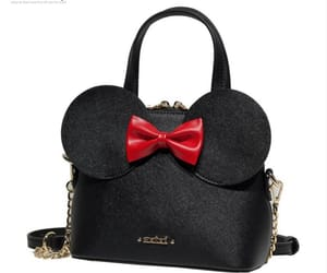 bag, minnie, and rosso image