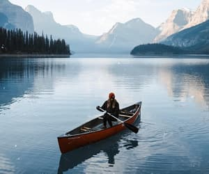 adventure, canada, and nature image