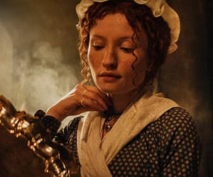 emily browning, pretty, and american gods image