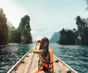 ocean, photography, and travel image