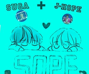 sope and 💜 image