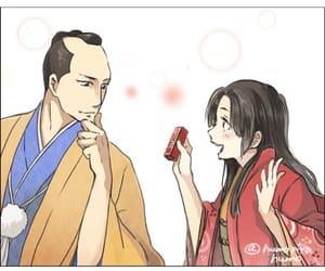 gintama and shogun image
