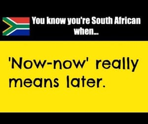 slang, south africa, and now now image