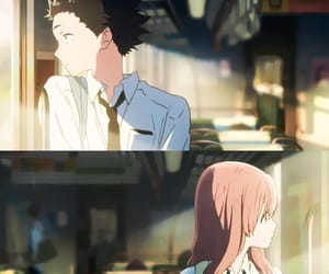 koe no katachi and a silent voice image